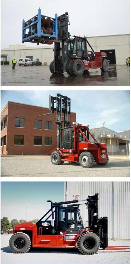 Lift Truck Rentals | Rentals | Cropac Forklifts Inc.
